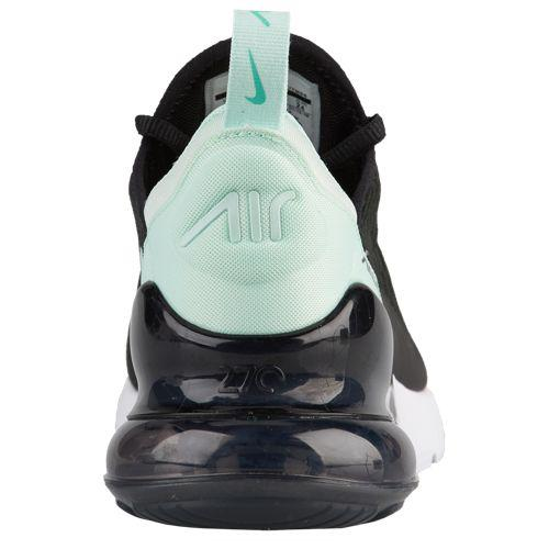 uk availability 84f31 02984 (order) Nike Lady s Air Max 270 Nike Women s Air Max 270 Black Igloo Hyper  Turquoise White