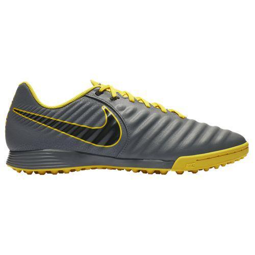 (取寄)ナイキ メンズ ティエンポ レジェンド エックス 7 アカデミー tr Nike Men's Tiempo LegendX 7 Academy TF Dark Grey Black Optic Yellow