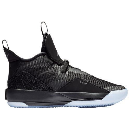 (取寄)ジョーダン メンズ AJ XXXIII Jordan Men's AJ XXXIII Black Dark Grey White