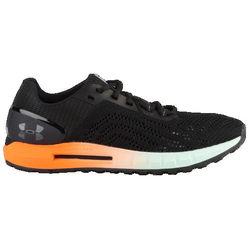 (取寄)アンダーアーマー メンズ ホバー ソニック 2 Underarmour Men's Hovr Sonic 2 Black Orange Glitch Jet Gray