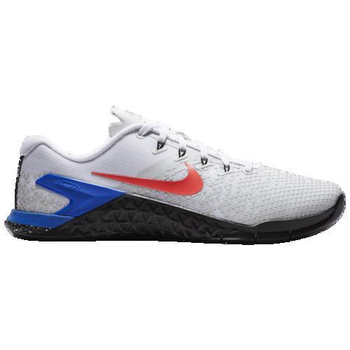 (取寄)ナイキ メンズ メトコン 4 XD Nike Men's Metcon 4 XD White Flash Crimson Racer Blue Black