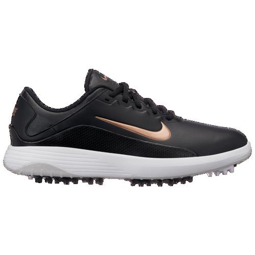 (取寄)ナイキ レディース ヴェイパー ゴルフ シューズ Nike Women's Vapor Golf Shoes Black Metallic Red Bronze White Vast Grey