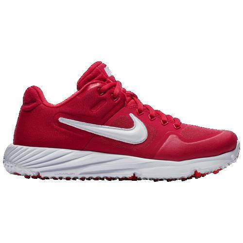 (取寄)ナイキ レディース アルファ ハラチ エリート 2 ターフ Nike Women's Alpha Huarache Elite 2 Turf University Red White Gym Red