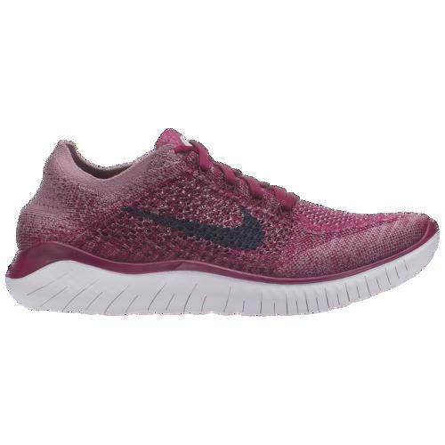 (取寄)ナイキ レディース フリー RN フライニット 2018 Nike Women's Free RN Flyknit 2018 Raspberry Red Blue Void White Teal Tint