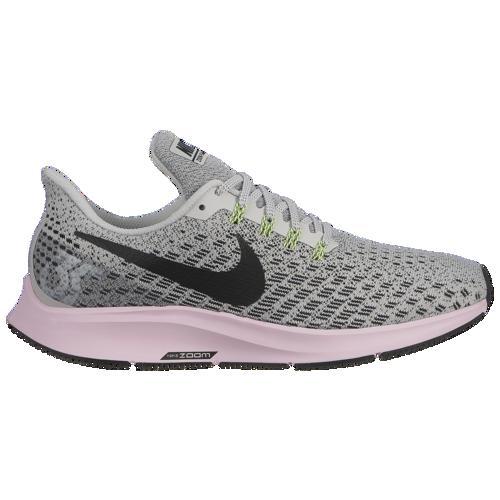 (取寄)ナイキ レディース エア ズーム ペガサス 35 Nike Women's Air Zoom Pegasus 35 Vast Grey Black Pink Foam Lime Blast