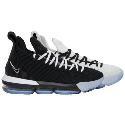 (取寄)ナイキ メンズ レブロン 16 レブロン ジェームズ Nike Men's LeBron 16 Lebron James White Black