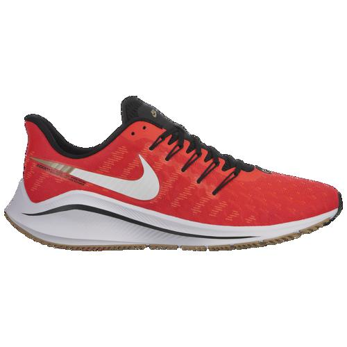 (取寄)ナイキ メンズ エア ズーム ボメロ 14 Nike Men's Air Zoom Vomero 14 Red Orbit White Black Parachute Beige