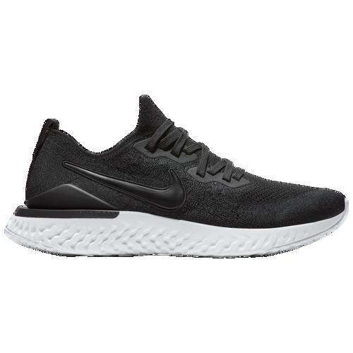 (取寄)ナイキ メンズ エピック リアクト フライニット 2 Nike Men's Epic React Flyknit 2 Black Black
