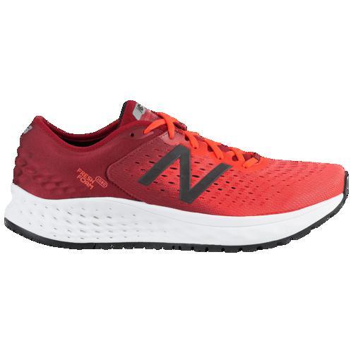 (取寄)ニューバランス メンズ フレッシュ フォーム 1080 V9 New Balance Men's Fresh Foam 1080 V9 Energy Red Scarlet Black