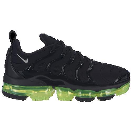 (取寄)ナイキ メンズ エア ヴェイパーマックス プラス Nike Men's Air Vapormax Plus Black Reflect Silver Volt