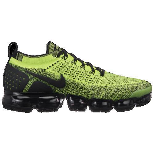 (取寄)ナイキ メンズ エア ヴェイパーマックス フライニット 2 Nike Men's Air Vapormax Flyknit 2 Volt Black Volt