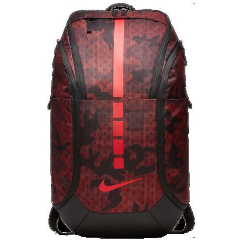 (取寄)ナイキ メンズ フープ エリート マックス エア AOP バックパック Nike Hoop Elite Max Air AOP Backpack Team Red Gym Red University Red