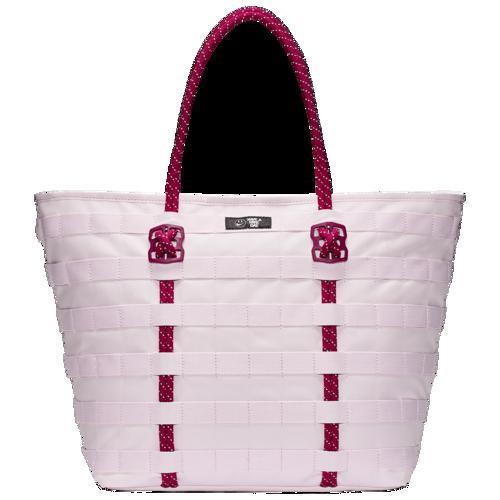 (取寄)ナイキ メンズ エアフォース1 AOP トート Nike AF1 AOP Tote Pink Foam True Berry Black