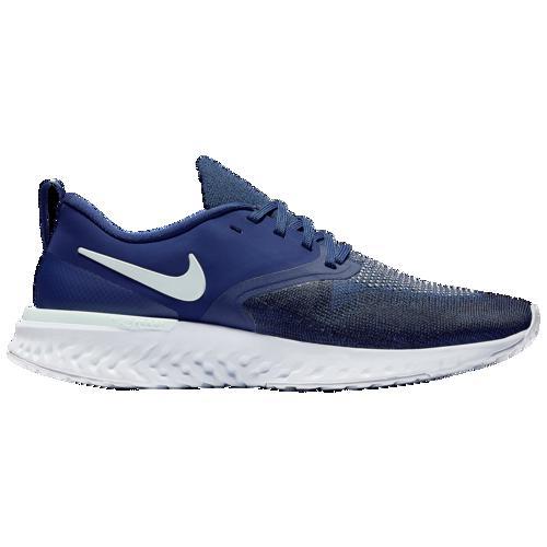 【クーポンで最大2000円OFF】(取寄)ナイキ レディース オデッセイ リアクト フライニット 2 Nike Women's Odyssey React Flyknit 2 Blue Void Teal Tint Black Barely Grey