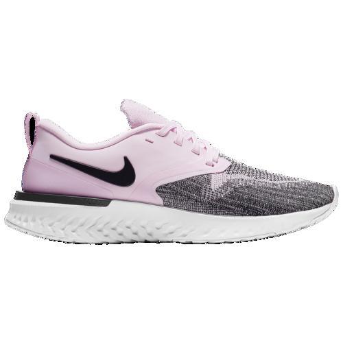 (取寄)ナイキ レディース オデッセイ リアクト フライニット 2 Nike Women's Odyssey React Flyknit 2 Pink Foam Black Platinum Tint