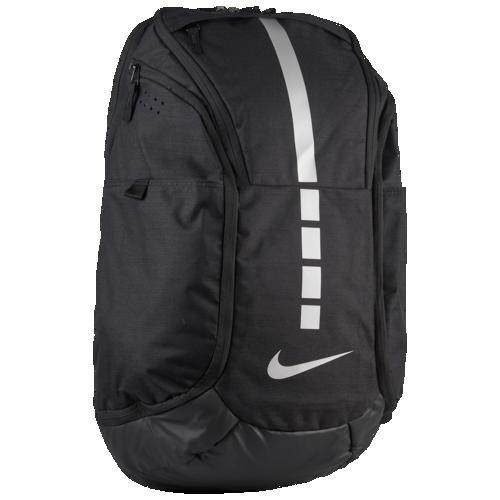 (取寄)ナイキ メンズ フープ エリート プロ バックパック Nike Women's Hoops Elite Pro Backpack Black Metallic Cool Grey