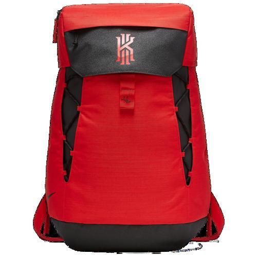 (取寄)ナイキ メンズ カイリー バックパック Nike Women's Kyrie Backpack University Red Black