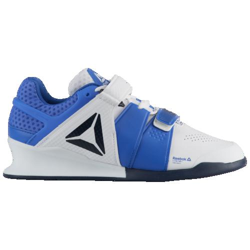 (取寄)リーボック メンズ レガシー リフター Reebok Men's Legacy Lifter White Crushed Cobalt Collegiate Navy