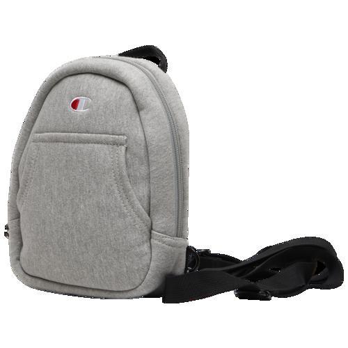 (取寄)チャンピオン リバース ウィーブ ミニ バックパック Champion Reverse Weave Mini Backpack Medium グレー