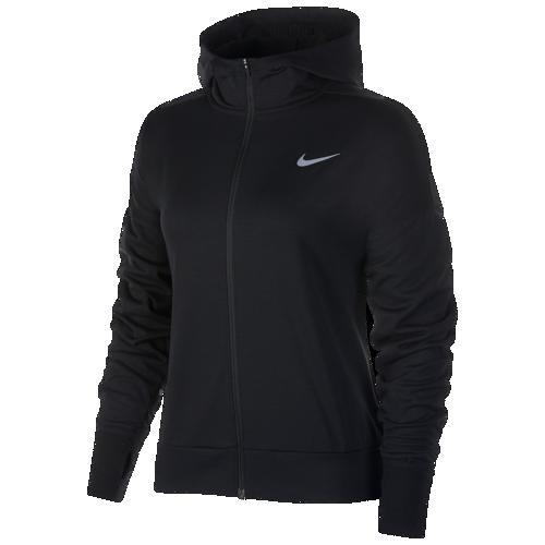 (取寄)ナイキ レディース サーマスフィア エレメント フード 2.0 Nike Women's Thermasphere Element Hood 2.0 Black Reflective Silver