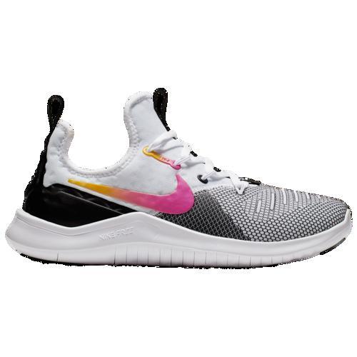 【クーポンで最大2000円OFF】(取寄)ナイキ レディース フリー TR 8 Nike Men's Free TR 8 White Black Laser Fuschia