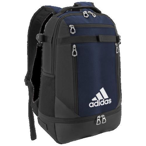 (取寄)アディダス チーム ユーテリティ バックパック adidas Team Utility Backpack Collegiate Navy Black Silver
