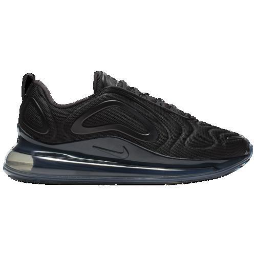 (取寄)ナイキ メンズ エア マックス 720 Nike Men's Air Max 720 Black Black Anthracite