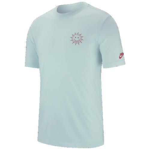 (取寄)ナイキ メンズ サン バイブス Tシャツ Nike Men's Sun Vibes T-Shirt Teal Tint