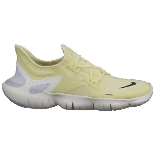(取寄)ナイキ メンズ フリー RN 5.0 Nike Men's Free RN 5.0 Luminous Green Black Sail Pure Platinum