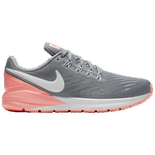 【クーポンで最大2000円OFF】(取寄)ナイキ レディース エア ズーム ストラクチャ 22 Nike Women's Air Zoom Structure 22 Cool Grey Pure Platinum Lava Glow Crimson Tint