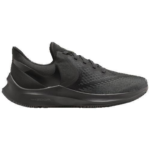 (取寄)ナイキ メンズ ズーム ウィンフロー 6 Nike Men's Zoom Winflo 6 Black Black Anthracite