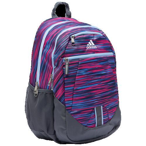 (取寄)アディダス ファンデーション 5 バックパック adidas Foundation V Backpack Shock Pink Sunset Glow Blue Onix