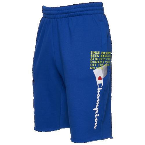 (取寄)チャンピオン メンズ スーパー フリース 2.0 BTL ショーツ Champion Men's Super Fleece 2.0 BTL Shorts Surf The Web
