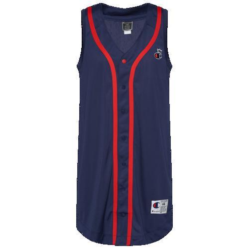 (取寄)チャンピオン レディース メッシュ ベースボール ドレス Champion Women's Mesh Baseball Dress Imperial Indigo