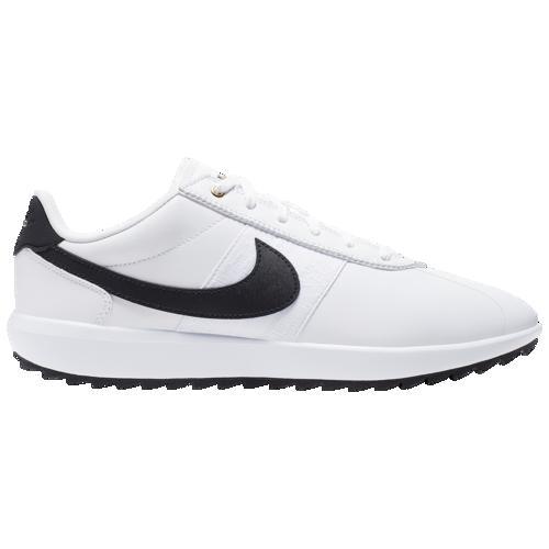 (取寄)ナイキ レディース コルテッツ G ゴルフ シューズ Nike Women's Cortez G Golf Shoes White Black Metallic Gold