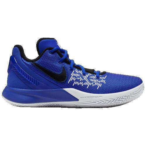 (取寄)ナイキ メンズ バッシュ カイリー フライトラップ 2 バスケットボール シューズ Nike Men's Kyrie Flytrap 2 Racer Blue Black White