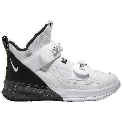 (取寄)ナイキ メンズ バッシュ レブロン ソルジャー 13 SFG バスケットボール シューズ Nike Men's LeBron Soldier XIII SFG White Black
