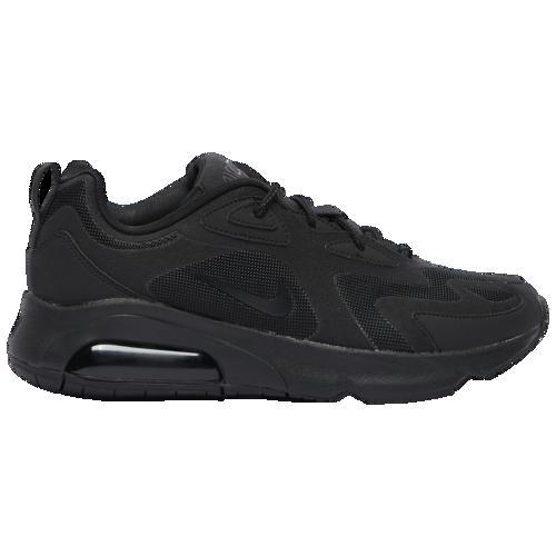 (取寄)ナイキ メンズ エア マックス 200 Nike Men's Air Max 200 Black Black