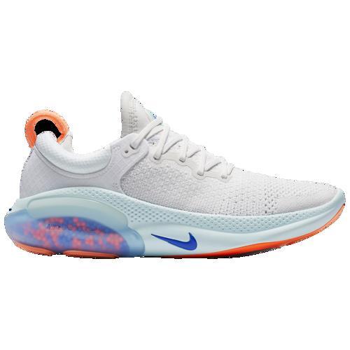 (取寄)ナイキ レディース ジョイライド ラン フライニット Nike Women's Joyride Run Flyknit White Racer Blue Platinum Tint Brt Mango