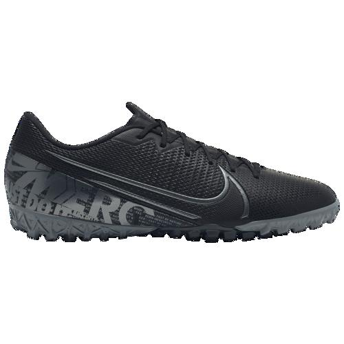 (取寄)ナイキ メンズ マーキュリアル ヴェイパー 13 アカデミー tr Nike Men's Mercurial Vapor 13 Academy TF Black Metallic Cool Grey Cool Grey