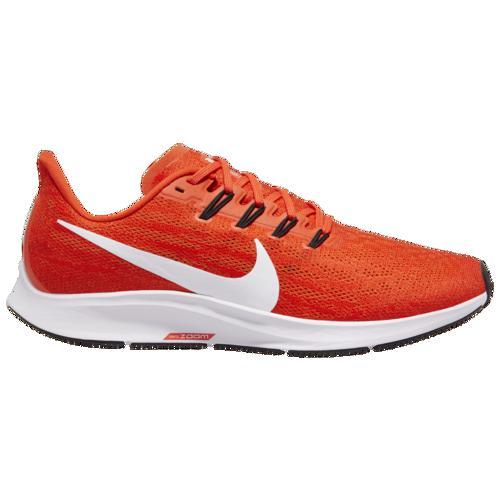 (取寄)ナイキ メンズ ランニングシューズ エア ズーム ペガサス 36 Nike Men's Air Zoom Pegasus 36 Team Orange White Brilliant Orange Black