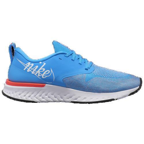 (取寄)ナイキ メンズ オデッセイ リアクト 2 フライニット Nike Men's Odyssey React 2 Flyknit Blue Hero White Stellar Indigo Red Orbit