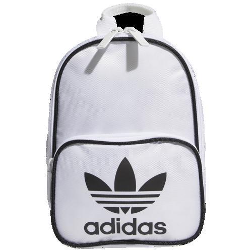 (取寄)アディダス オリジナルス サンティアゴ ミニ バックパック adidas Originals Santiago Mini Backpack White Black