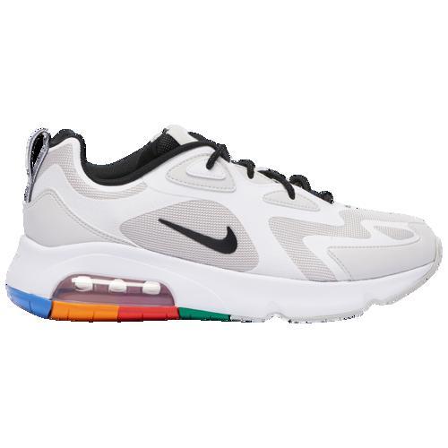 (取寄)ナイキ メンズ エア マックス 200 Nike Men's Air Max 200 Vast Grey Black White Pacific Blue