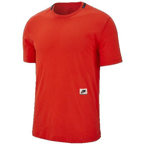(取寄)ナイキ メンズ ドライ NSP トップ Nike Men's Dry NSP Top Red Black Electric Green