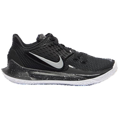 (取寄)ナイキ メンズ バッシュ カイリー ロー 2 バスケットボール シューズ Nike Men's Kyrie Low 2 Black Metallic Silver