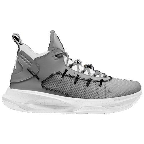 (取寄)ジョーダン メンズ ジャンプマン 2020 Jordan Men's Jumpman 2020 Particle Grey Metallic Silver White