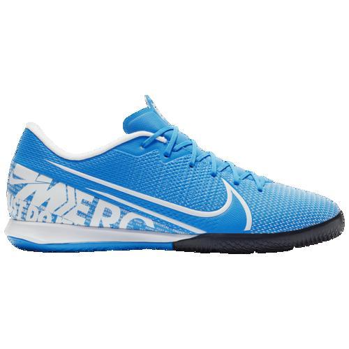 (取寄)ナイキ メンズ マーキュリアル ヴェイパー 13 アカデミー ic Nike Men's Mercurial Vapor 13 Academy IC Blue Hero White Obsidian