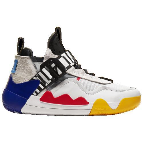 取寄 ジョーダン メンズ ディファイ SP Jordan Men's Defy SP Vast Grey White Black Crimson13ucTlFJK