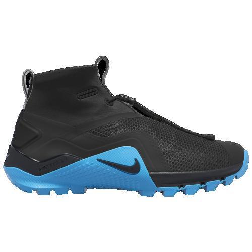 (取寄)ナイキ メンズ メトコン 10 スペシャル フィールド Nike Men's Metcon X SF Black Light Current Blue